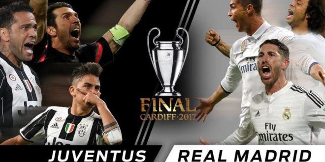 JUVENTUS F.C. – REAL MADRID F.C.