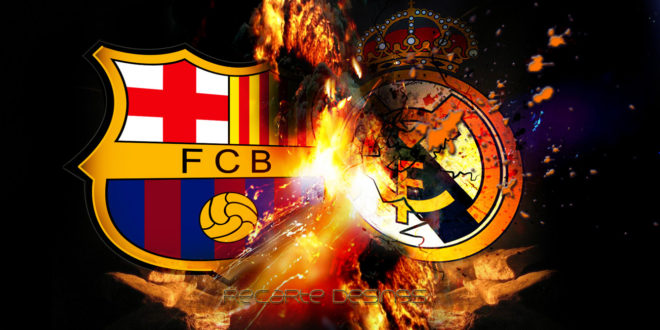 F.C. BARCELONA – REAL MADRID F.C.