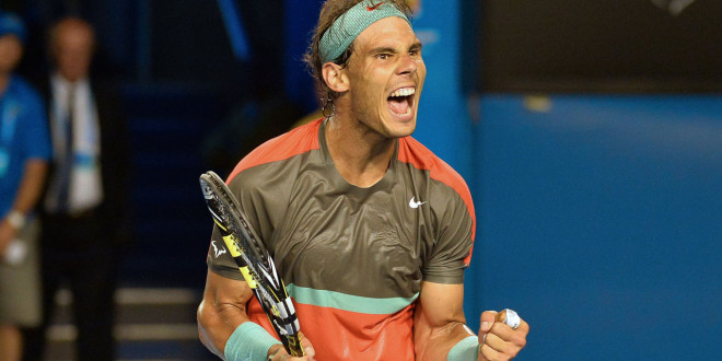 Rafael Nadal – Roger Federer