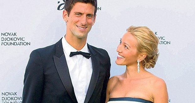 Világra jött Novak Djokovic első gyermeke