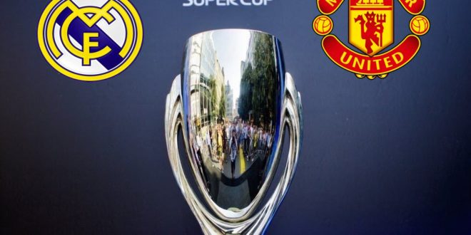 REAL MADRID F.C. – MANCHESTER UNITED F.C.