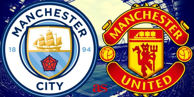 MANCHESTER CITY F.C. – MANCHESTER UNITED F.C.