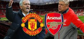 MANCHESTER UNITED F.C. – ARSENAL F.C.