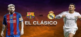 F.C. BARCELONA – REAL MADRID F.C.