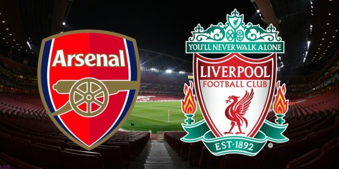 ARSENAL F.C. – LIVERPOOL F.C.