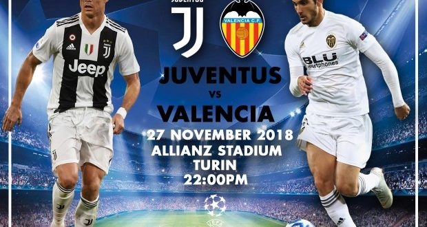JUVENTUS F.C. – VALENCIA F.C.