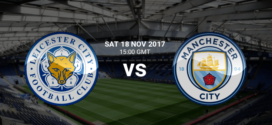 LEICESTER CITY – MANCHESTER CITY F.C.
