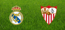 REAL MADRID F.C. – SEVILLA F.C.