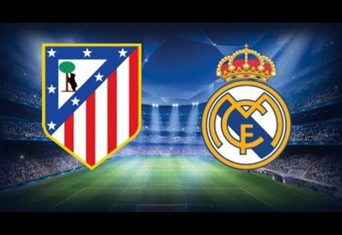 ATLETICO MADRID – REAL MADRID F.C.