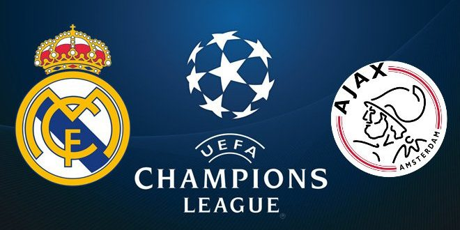 REAL MADRID F.C. – AJAX AMSTERDAM